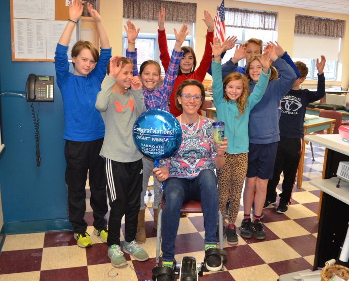 Pedal for Brain Power at HMS