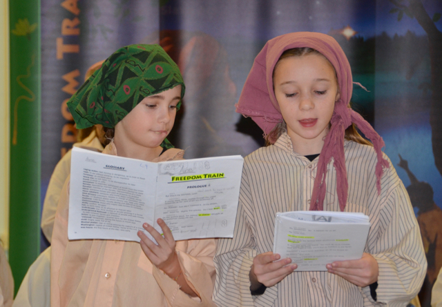 Yarmouth Education Foundation, Spirit Series Freedom Train