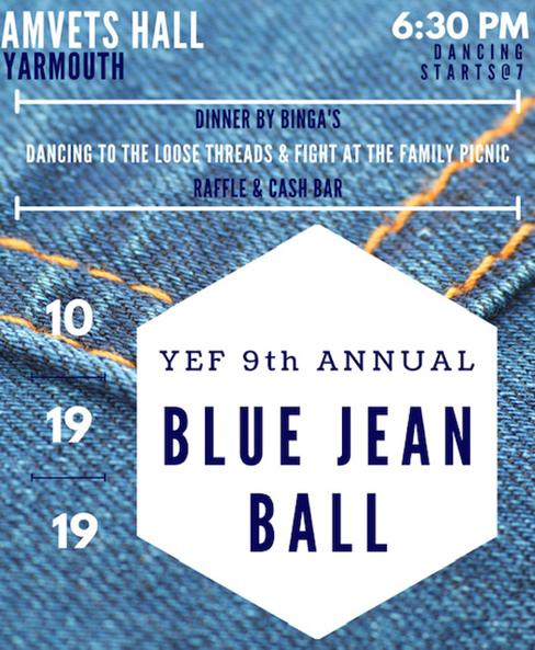 2019 Blue Jean Ball